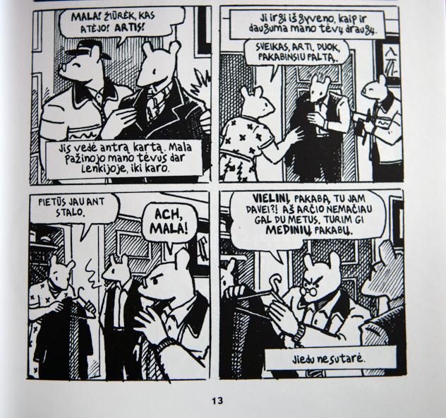 Art Spiegelman  Maus  – Orikse