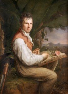 A. von Humboldt, Friedrich Georg Weitsch, 1806 m.